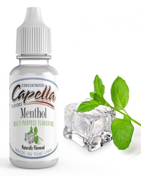 Menthol Aroma von Capella - 13 ml
