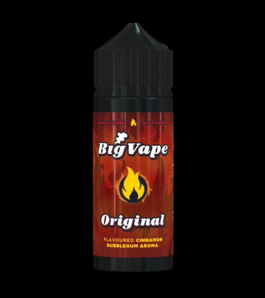 Original - Big Vape - 20ml Aroma in 120ml Flasche