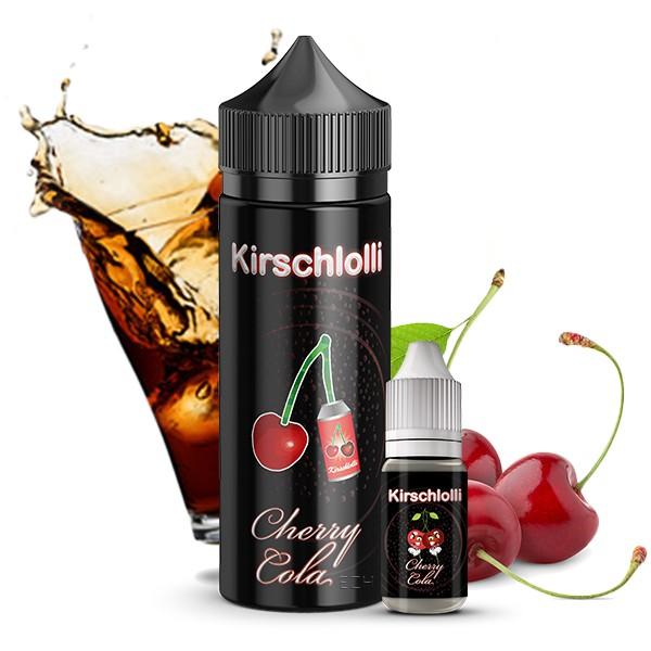 Kirschlolli Cherry Cola - 10ml Aroma in 120ml Flasche