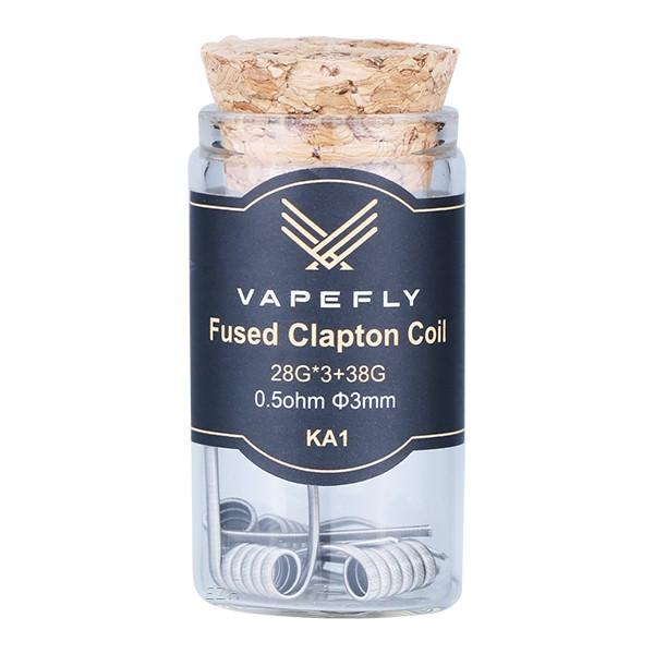 Vapefly Prebuilt KA1 Fused Clapton Coil 0,5 Ohm - KS210