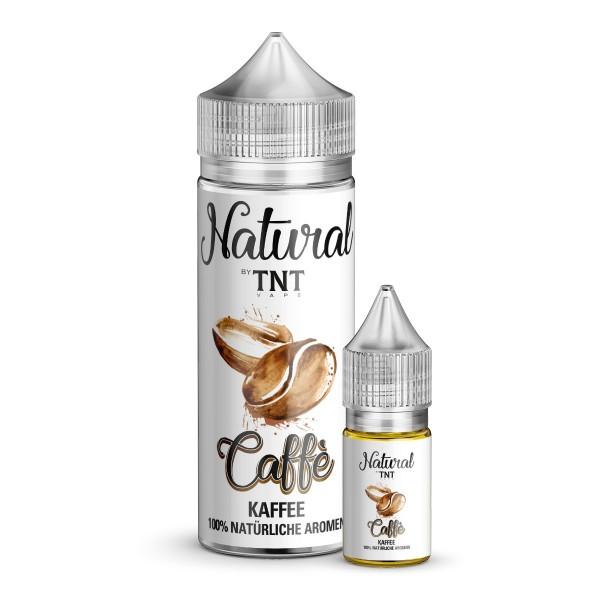 Kaffee - TNT - 10ml Aroma in 100ml Leerflasche