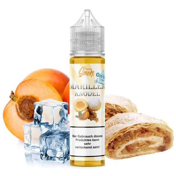Marillenknödel on Ice - Flavour Smoke - 20ml Aroma in 60ml Flasche