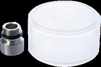 Kayfun Lite / Lite Plus - PMMA - Longmode - ICE - 24 mm von Svoemesto