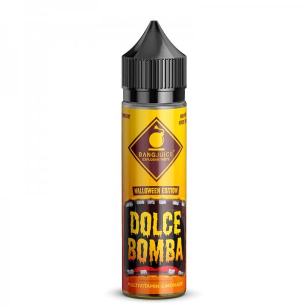 Dolce Bomba Halloween Edition - Bang Juice - 20ml Aroma in 60ml Flasche
