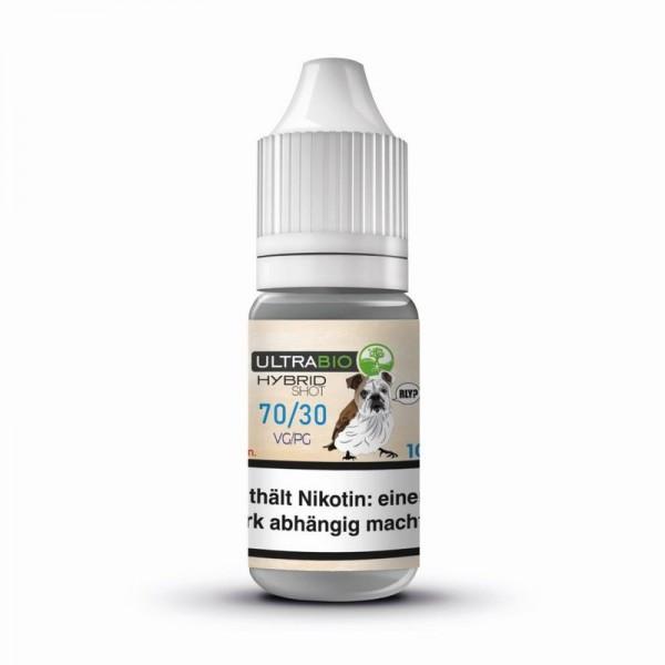 Nikotin Hybridshot VG/PG 70/30 - Ultrabio - 10ml Flasche - 20mg