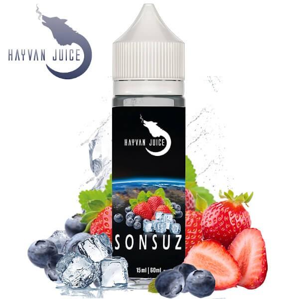 Sonsuz - HAYVAN JUICE - Aroma 15ml in 60ml Flasche