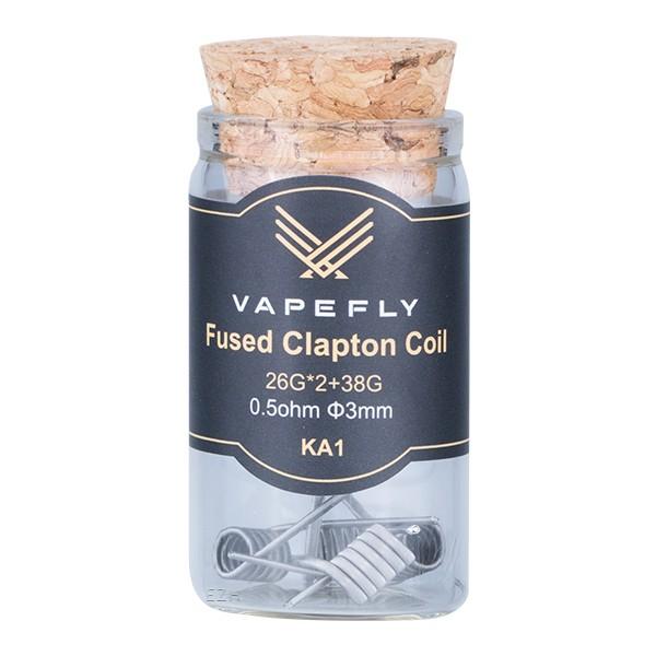 Vapefly Prebuilt KA1 Fused Clapton Coil 0,5 Ohm - KS209