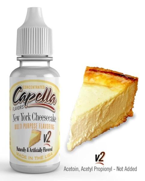 New York Cheesecake V2 Aroma von Capella - 13 ml